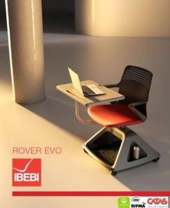 Catalogue Rover EVO 2018