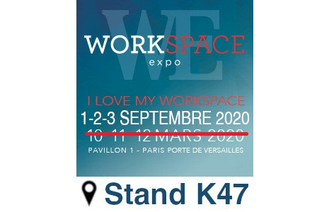 IBEBI at Workspace Expo 2020