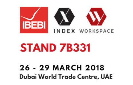 IBEBI at Workspace Index 2018