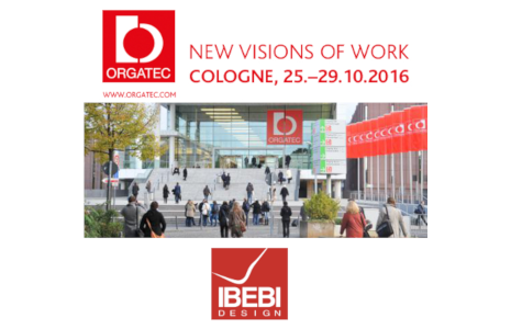 IBEBI at Orgatec fair in Cologne