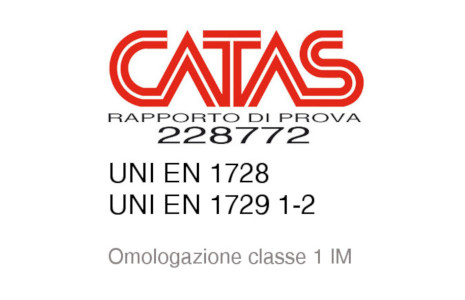 CATAS certificates for Rover chair