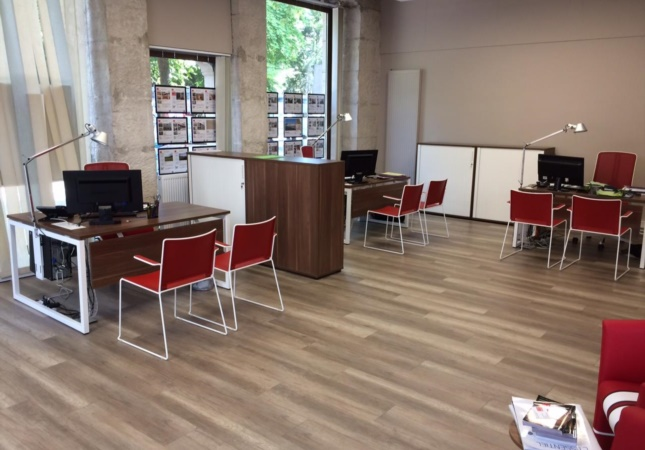Office furniture with Multi e Archimede