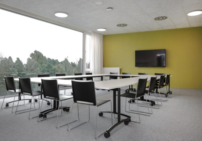 Professional meeting room with Archimede and Multi