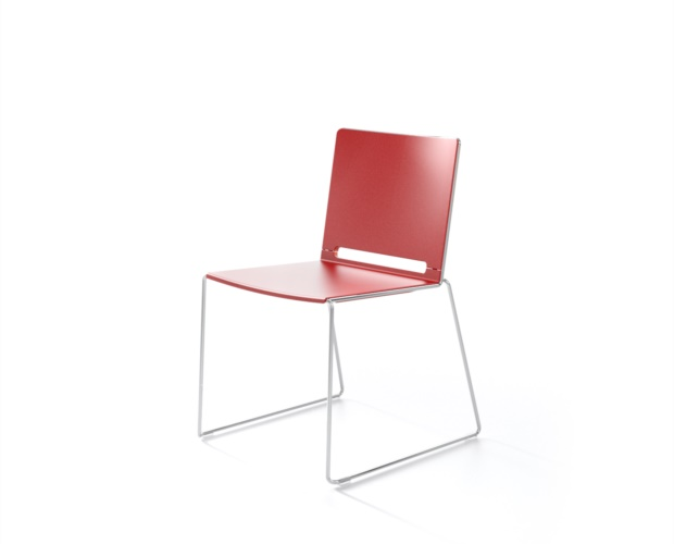 Stacking chair Multi for conference rooms or meetings