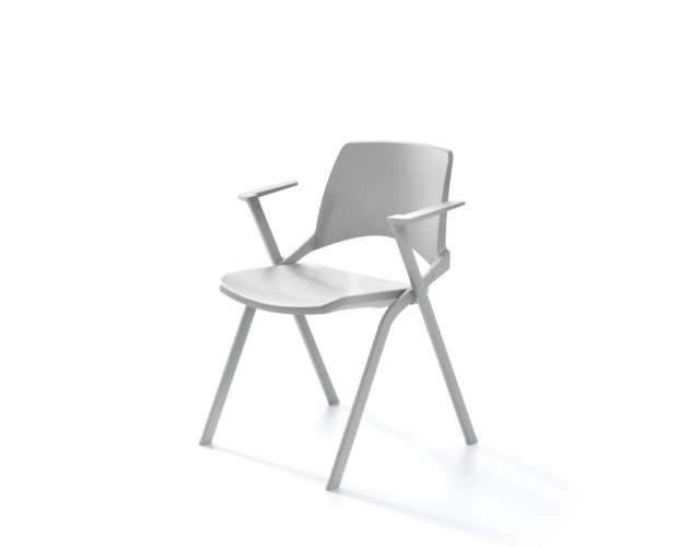 Stackable chair Oplà