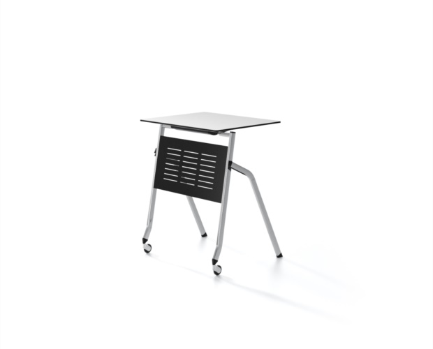 Folding table Pitagora for conference and training rooms